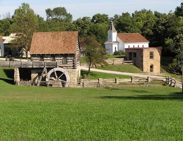Shoal Creek Living History Museum