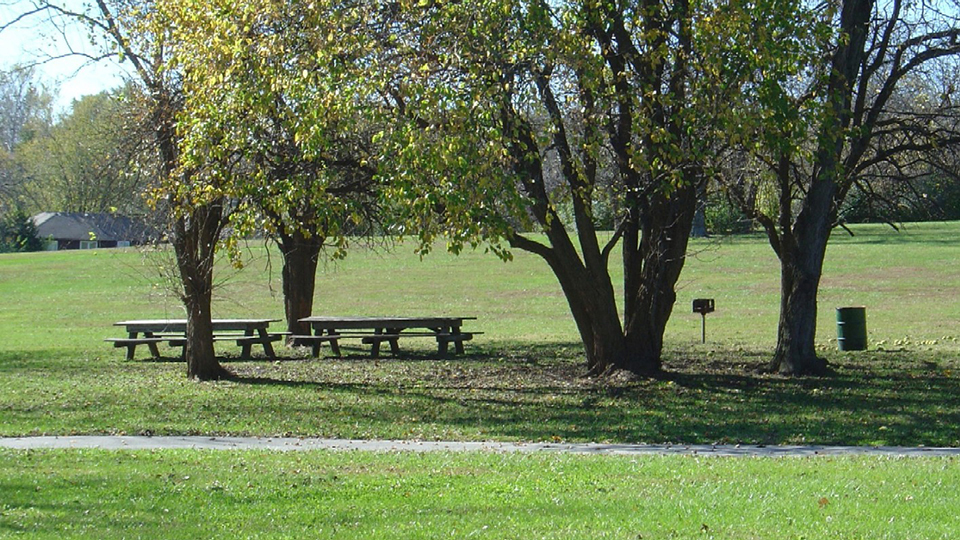 Bannister Park Trail
