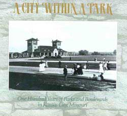 City Within Park Book