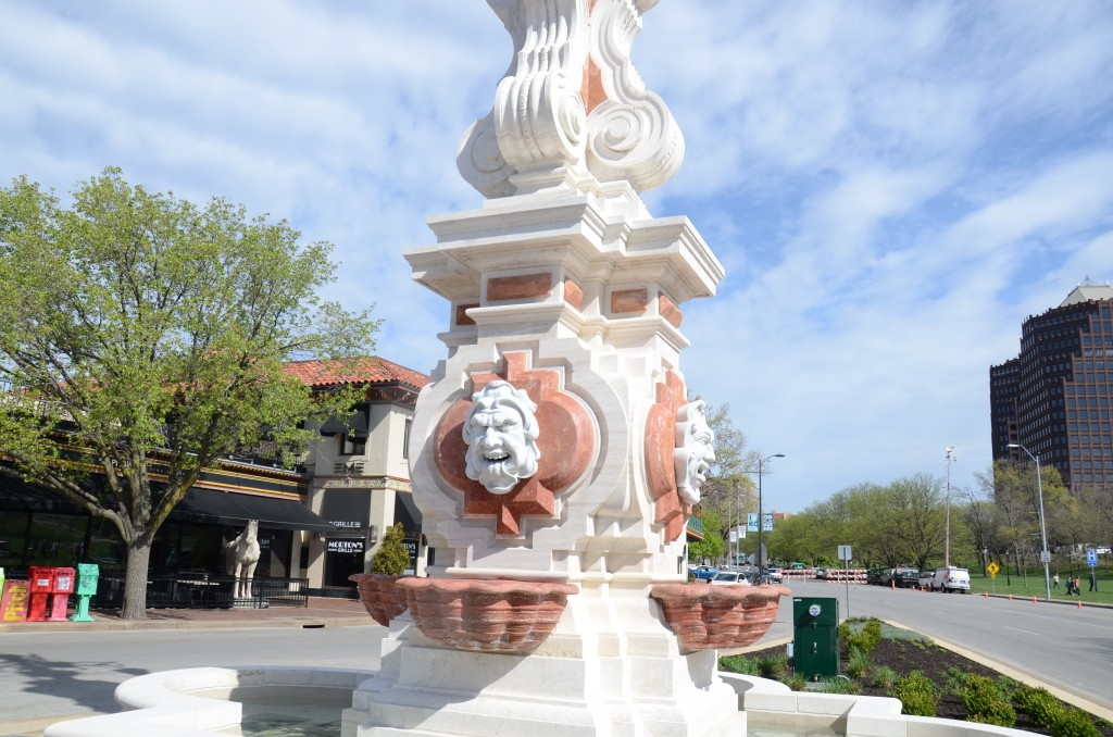 Seville Light Fountain