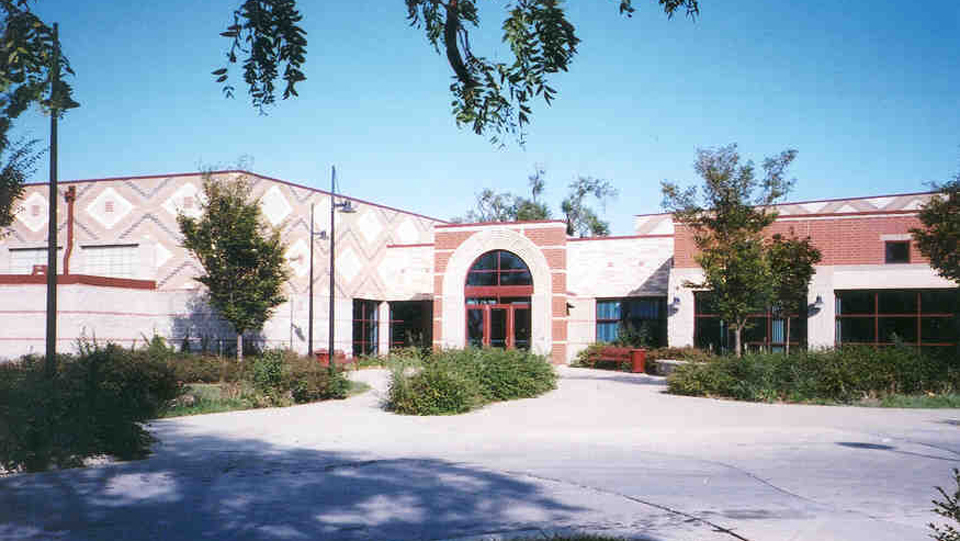 Gregg/Klice Community Center