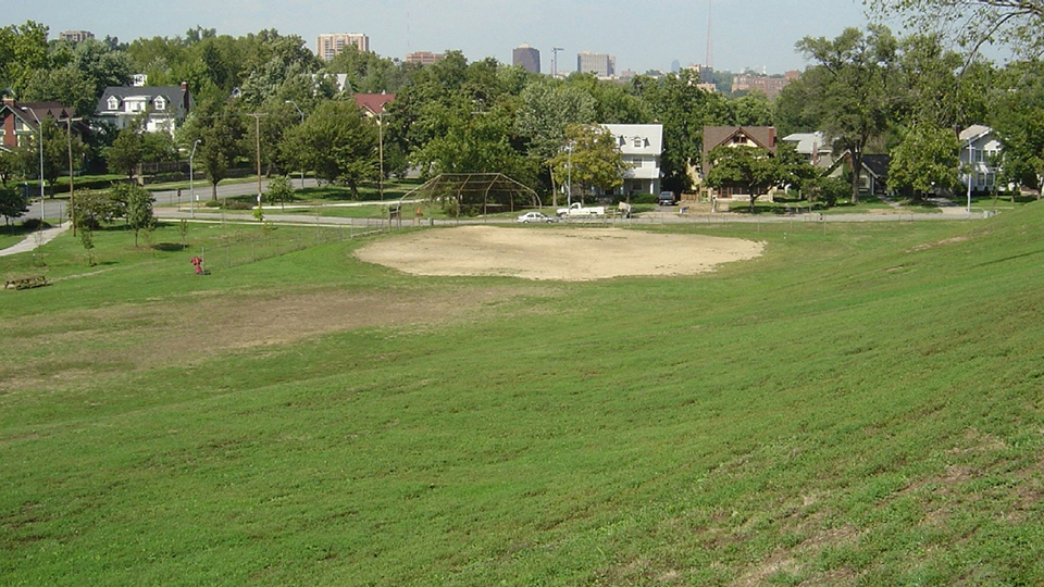Brookside Park Ball Diamond