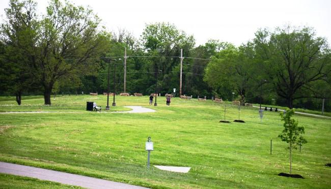 Hidden Valley Park Disc Golf