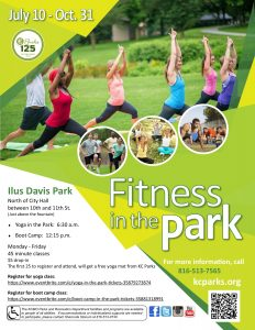 Fitness in the Park (Public)