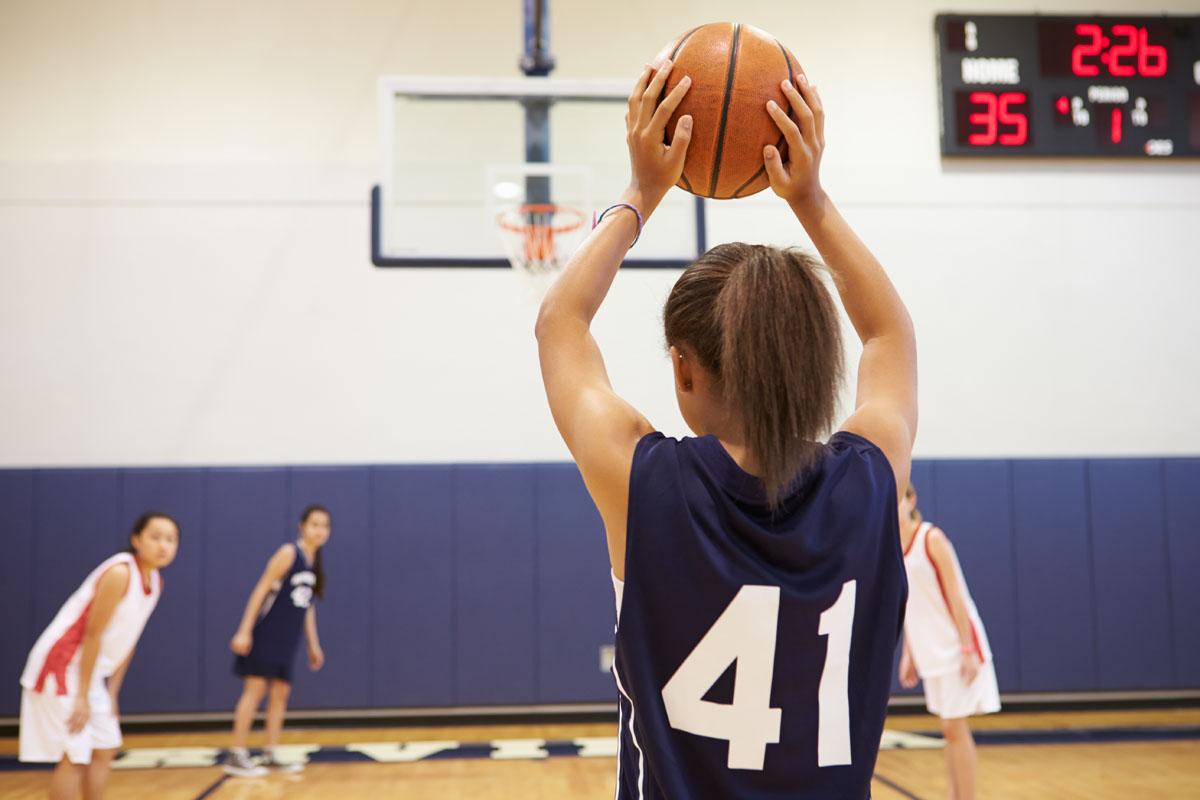 Basketball Skills Training