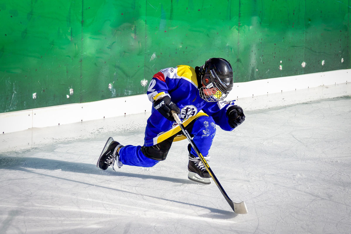 Hockey – Power, Skills & Drills