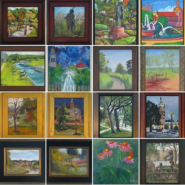 Brush Creek Art Walk Closing Reception is Saturday! October 21, 2017Noon-4 p.m.Anita B. Gorman Discovery Center,  4750 Troost Ave. Kansas City, MO 64110Support Plein Air in KC! Meet the artists and view (or purchase) their paintings before the exhibition ends on October 30.  #KCParks #pleinair #PleinAirKC #pleinairpainting